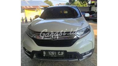 2019 Honda CR-V turbo