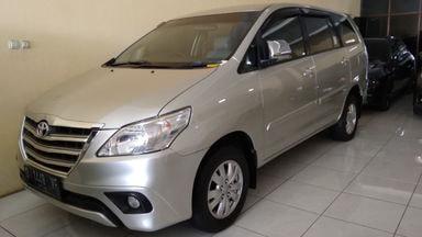 2014 Toyota Kijang Innova G - Kondisi Ciamik