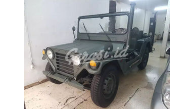 1965 Jeep Willys - Top Condition