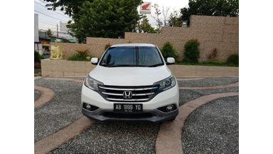 2013 Honda CR-V PRESTIGE - Mulus Langsung Pakai