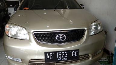 2003 Toyota Vios G - Barang Istimewa