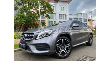 2018 Mercedes Benz GLA 200