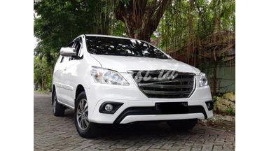 2015 Toyota Kijang Innova G - Istimewa, Terawat, Siap Pakai