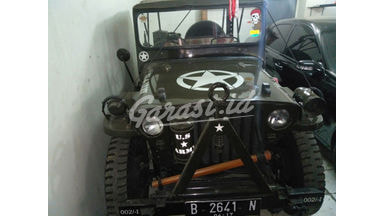 1945 Jeep Willys 3.0 - Siap Pakai