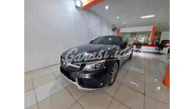 2016 Mercedes Benz C-Class 300 Coupe - Mobil Pilihan