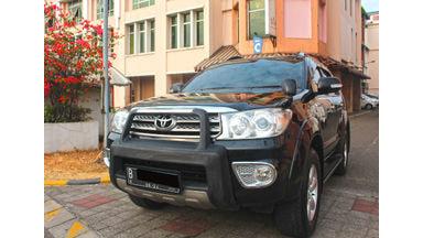 2009 Toyota Fortuner G Luxury - Langka Terima Tukar Tambah