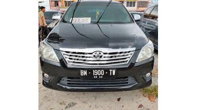 2012 Toyota Kijang Innova at - Nyaman Terawat