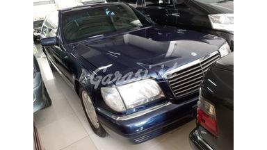 1996 Mercedes Benz S-Class S320