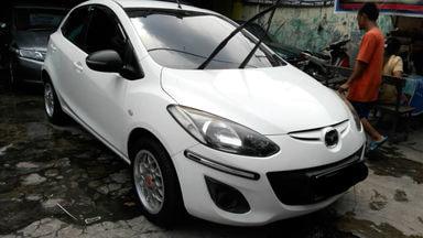 2012 Mazda 2 mt - Unit Bagus Siap Pakai