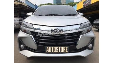 2020 Toyota Avanza G
