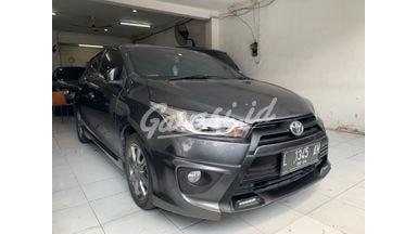 2014 Toyota Yaris TRD S