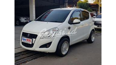 2013 Suzuki Splash GL - Warna Favorit, Harga Terjangkau