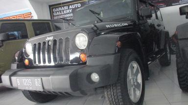2012 Jeep Wrangler Unlimited SAHARA - Siap Pakai