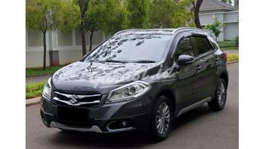 2017 Suzuki Sx4 Scross - Mobil Pilihan