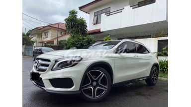 2015 Mercedes Benz GLA SPORT AMG - TDP minim siap pakai