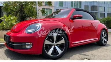 2013 Volkswagen Beetle Cabrio - Barang Bagus Dan Harga Menarik