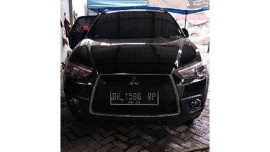 2012 Mitsubishi Outlander SPORT - Nyaman Terawat
