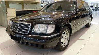 1999 Mercedes Benz S-Class 320 - Unit ISTIMEWA