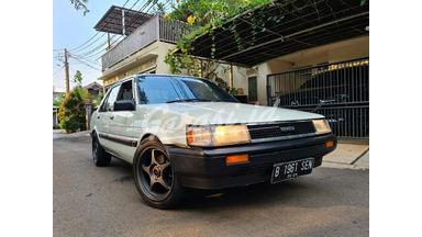 1987 Toyota Corolla SE Saloon EE80 - Istimewa