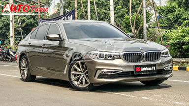 2018 BMW 520i Luxury Line