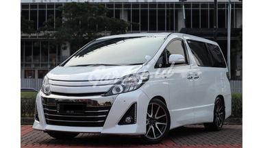 2013 Toyota Alphard GS Premium Sound