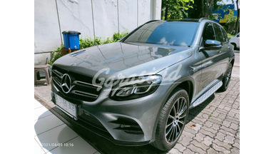 2019 Mercedes Benz GLC Night Edition