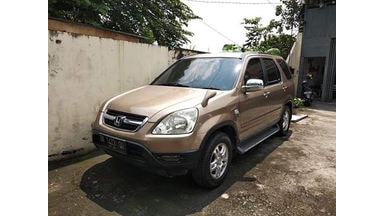 2003 Honda CR-V 2.0 mt - Good Condition