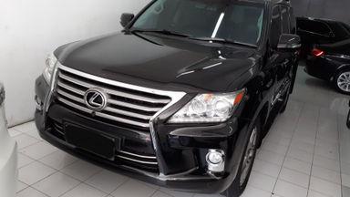 2012 Lexus LX 460 V8 A/T - Good Condition