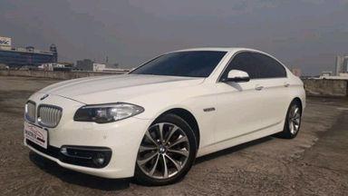 2015 BMW 5 Series - SIAP PAKAI!