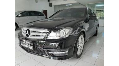 2013 Mercedes Benz C-Class C250 AMG AVANTGARDE