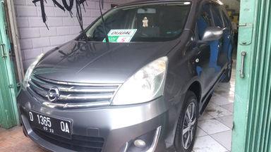2012 Nissan Grand Livina HWS - mulus terawat, kondisi OK, Tangguh