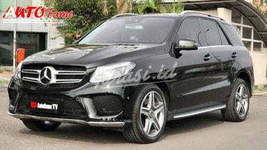 2018 Mercedes Benz GLE W166 GLE400 AMG