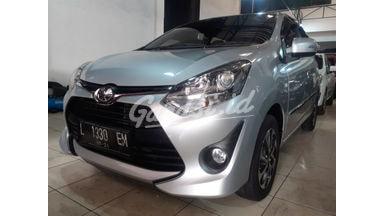 2019 Toyota Agya G