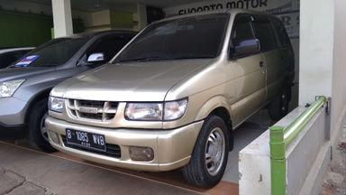 2000 Isuzu Panther LS - Body Mulus