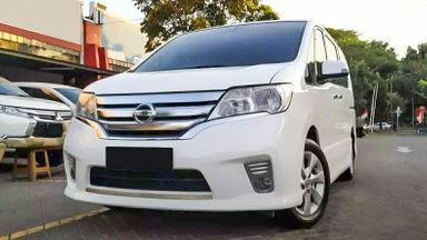 2013 Nissan Serena HWS - Mobil Pilihan