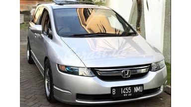 2008 Honda Odyssey Prestige Facelift - Terawat Siap Pakai