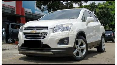 2016 Chevrolet Trax LTZ - Mobil Pilihan