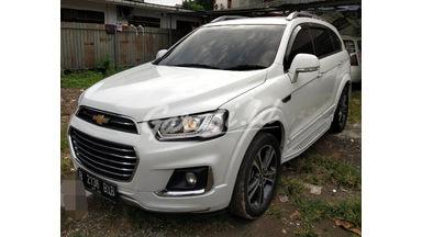 2017 Chevrolet Captiva LTZ