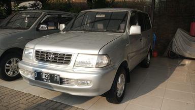 2002 Toyota Kijang LGX - Kondisi Mulus