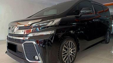2015 Toyota Vellfire CBU - Mobil Pilihan