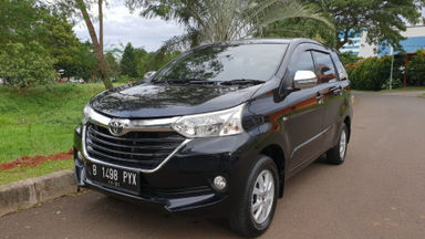 2016 Toyota Avanza G AT - KM 19 RB record Toyota Pajak November 2019 (s-0)