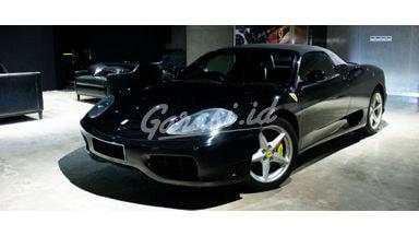 2003 Ferrari F360 Spider - Top Condition