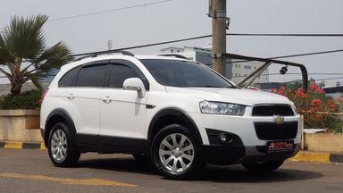 2013 Chevrolet Captiva VCD-i - Istimewa modern