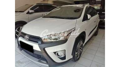 2017 Toyota Yaris TRD Sportivo Heykers - Mobil Pilihan