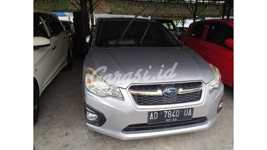 2012 Subaru Impreza Premium