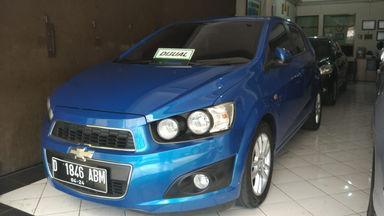 2012 Chevrolet Aveo LT - Terawat Siap Pakai