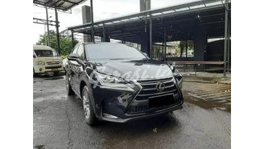 2014 Lexus Nx 200 T Luxury - Siap Pakai