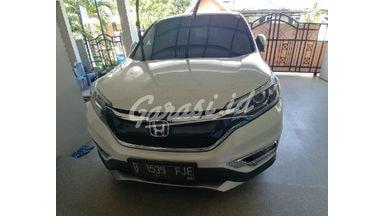 2017 Honda CR-V PRESTIGE - Istimewa Siap Pakai