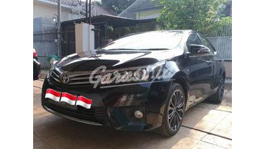 2015 Toyota Corolla Altis V - jual cepat