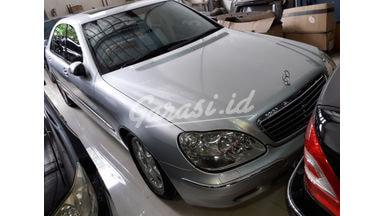 2000 Mercedes Benz S-Class S320 - Terawat & Siap Pakai